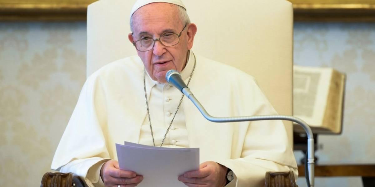 Francisco pide rezar por los que se han quedado sin trabajo debido al coronavirus