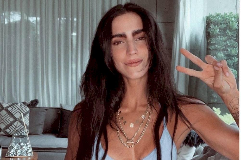 La actriz tiene 33 años de edad Instagram