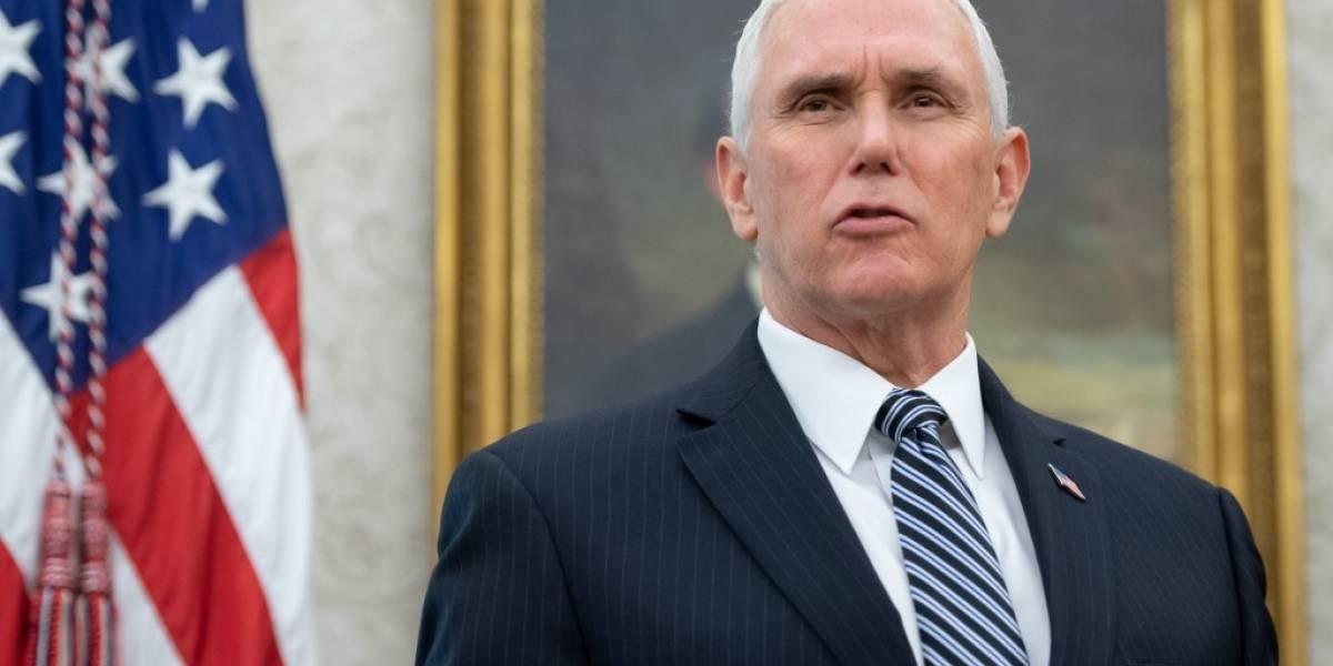 El vicepresidente de Estados Unidos no tiene COVID-19, según portavoz