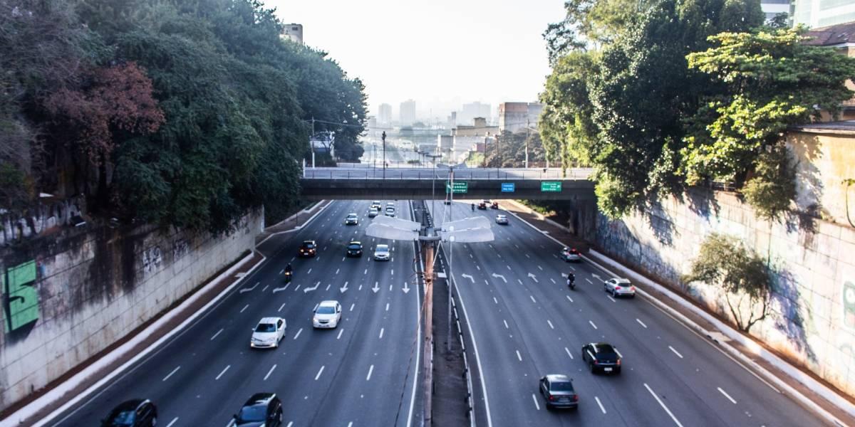 Rodízio de veículos continua em operação em São Paulo nesta segunda-feira