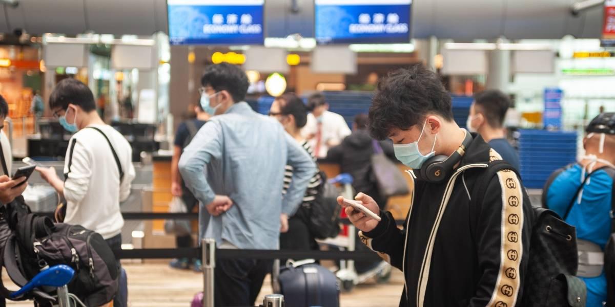 China confirma sólo un caso importado de COVID-19