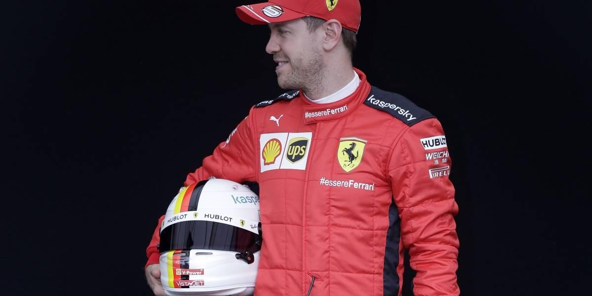 Ya es oficial: Vettel deja Ferrari a fin de año