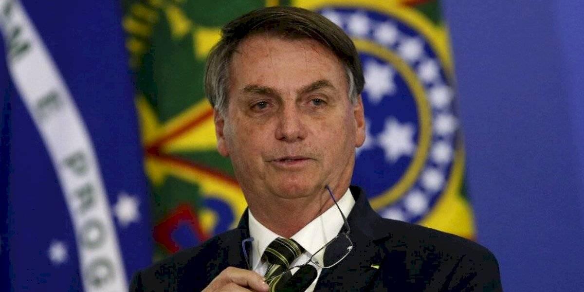 Sigue tensión entre poderes en Brasil: Justicia obliga a Bolsonaro a usar mascarilla en actos públicos