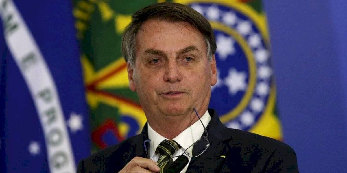 """Bolsonaro trapea con su vecino: """"Miren a la Argentina. ¿Alguien quiere eso para Brasil?"""""""