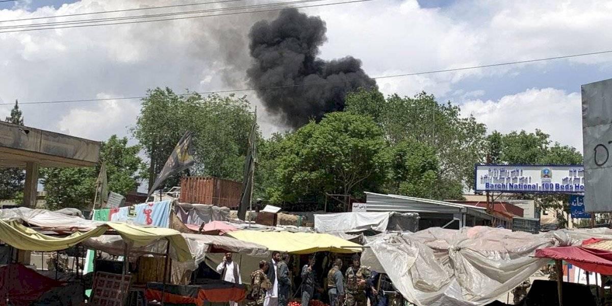 Ataque a hospital de maternidad en Afganistán deja 14 muertos