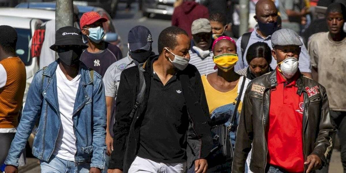 Estados Unidos donará 1.000 respiradores a Sudáfrica