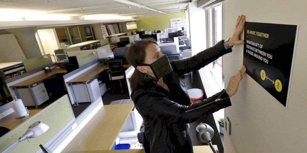 La oficina nunca será la misma tras el coronavirus