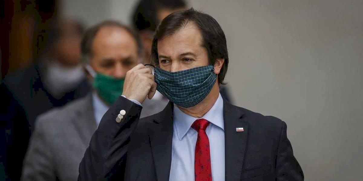 """Ministro Palacios asegura que el dinero del retiro del 10% """"está reactivando la economía"""""""