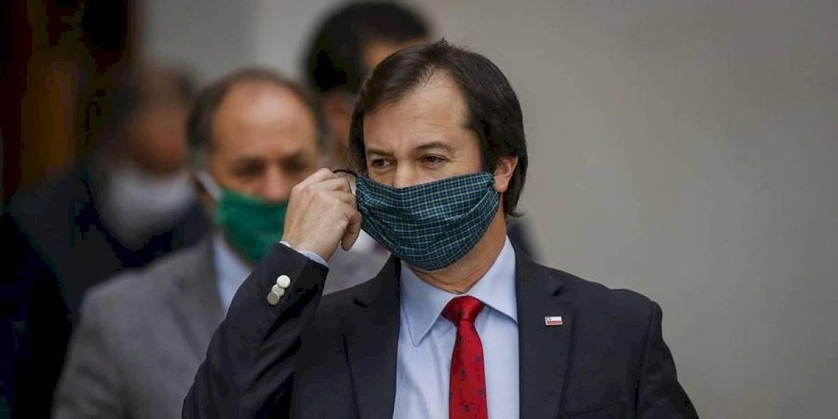 """Ministro Palacios se disculpa tras dichos sobre sueldo mínimo: """"Quiero reconocer, humildemente, que fue una mala frase"""""""