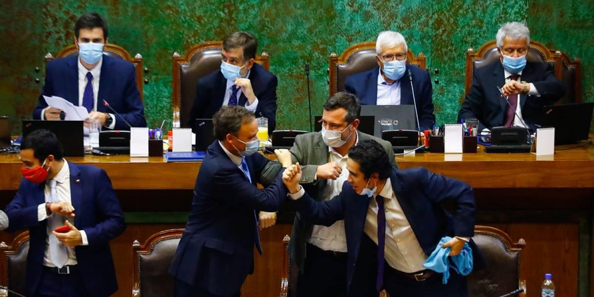 Ingreso de Emergencia: Cámara de Diputados aprueba veto presidencial