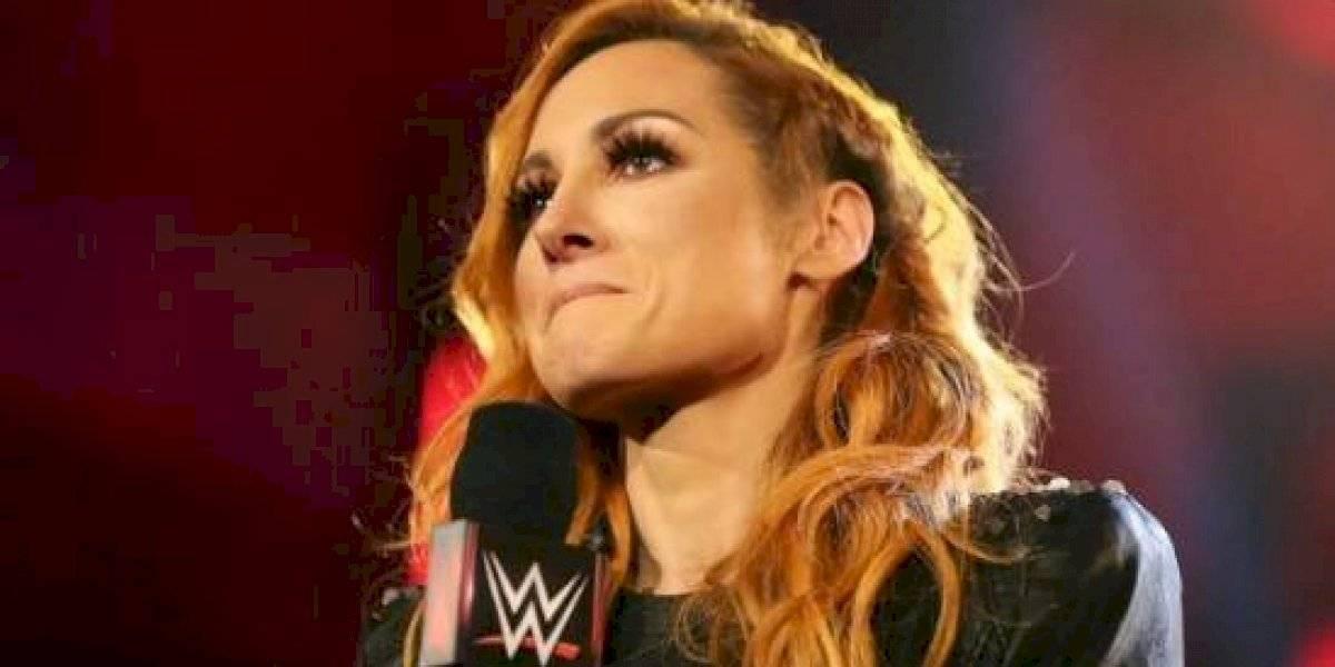 Sorpresa en la WWE: Becky Lynch entrega su título de RAW y anuncia que está embarazada