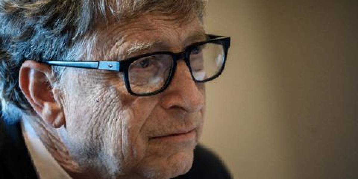 """Bill Gates sobre el Coronavirus Covid-19: """"No entendimos la importancia de hacer pruebas"""""""