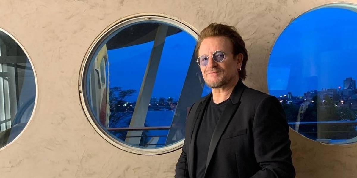 Bono Vox lista as 60 canções que marcaram seus 60 anos de vida