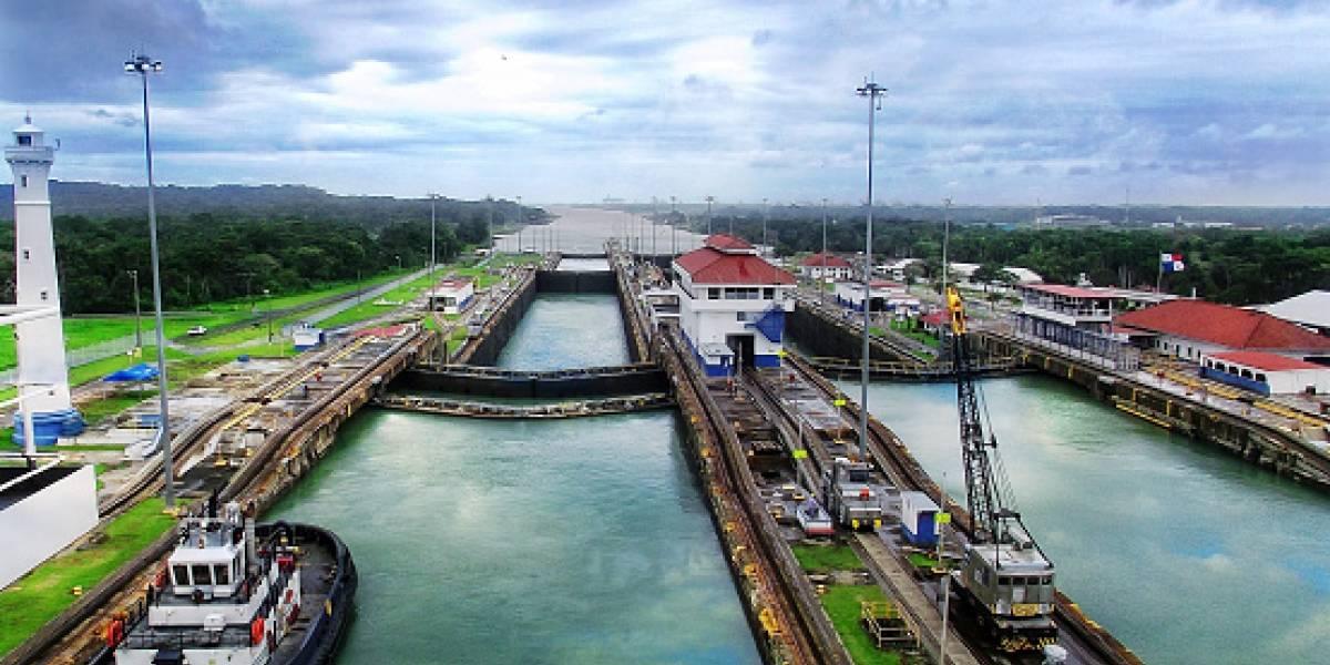 El Canal de Panamá se está quedando sin agua, ¿tiene que ver el coronavirus?