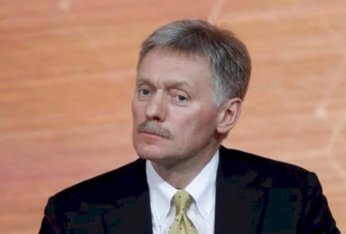 Vocero de Vladimir Putin, Dmitry Peskov