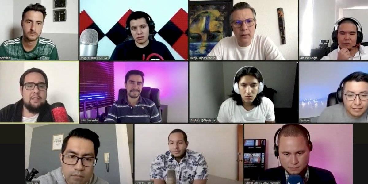 Revisamos el Huawei P40 Pro en videoconferencia con creadores de contenido de Latinoamérica y España