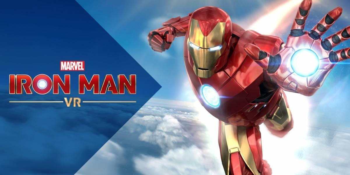 Game Marvel's Iron Man VR será lançado no mês de julho