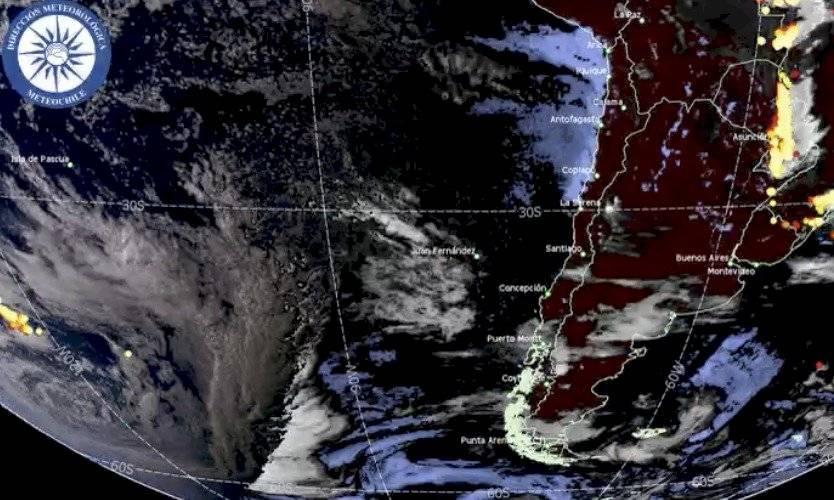 Tiempo, Dirección Meteorológica de Chile