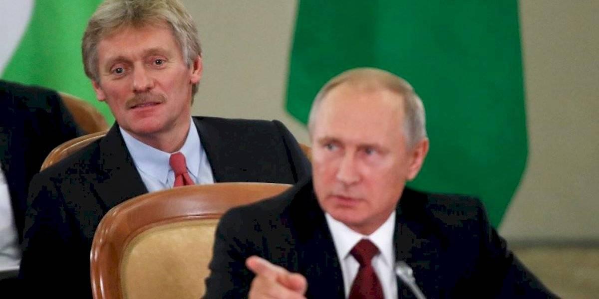 Portavoz de Vladimir Putin da positivo por COVID-19