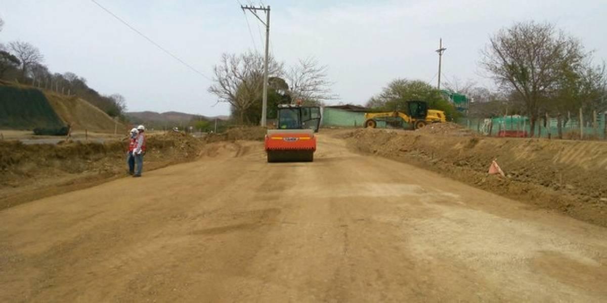 Invías retomó obras en la Segunda Calzada Barranquilla – Cartagena