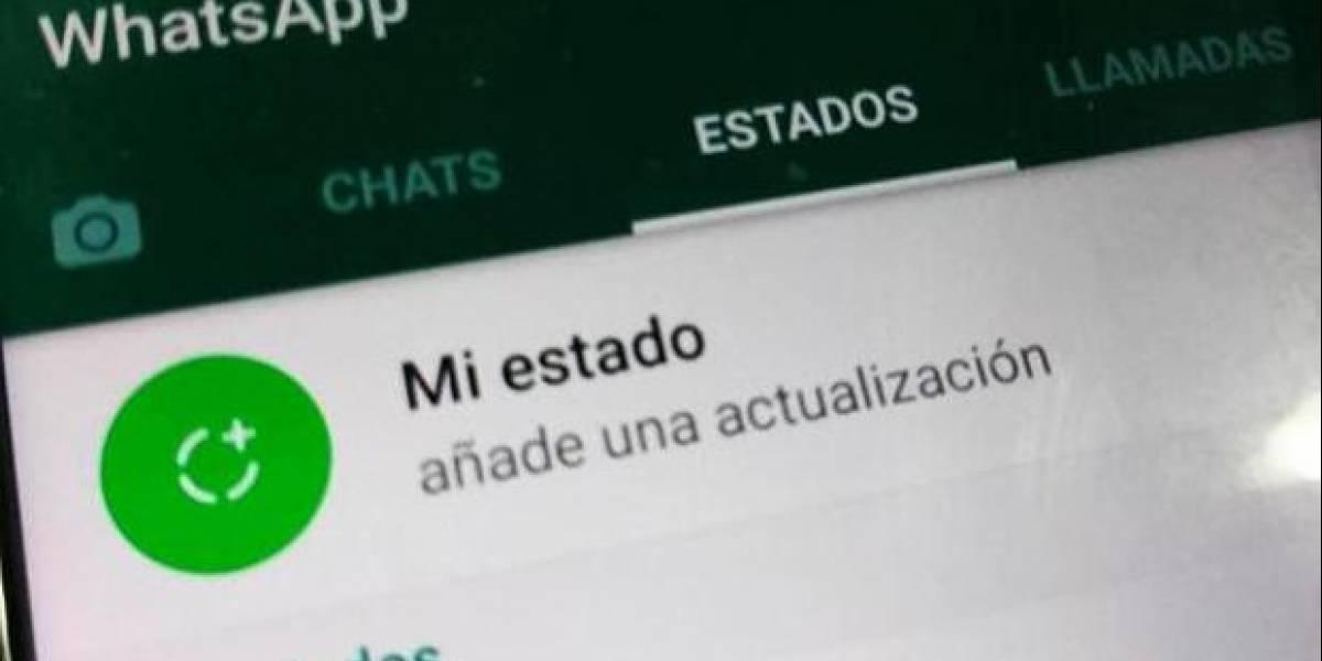 WhatsApp y su truco para añadir música en tus estados