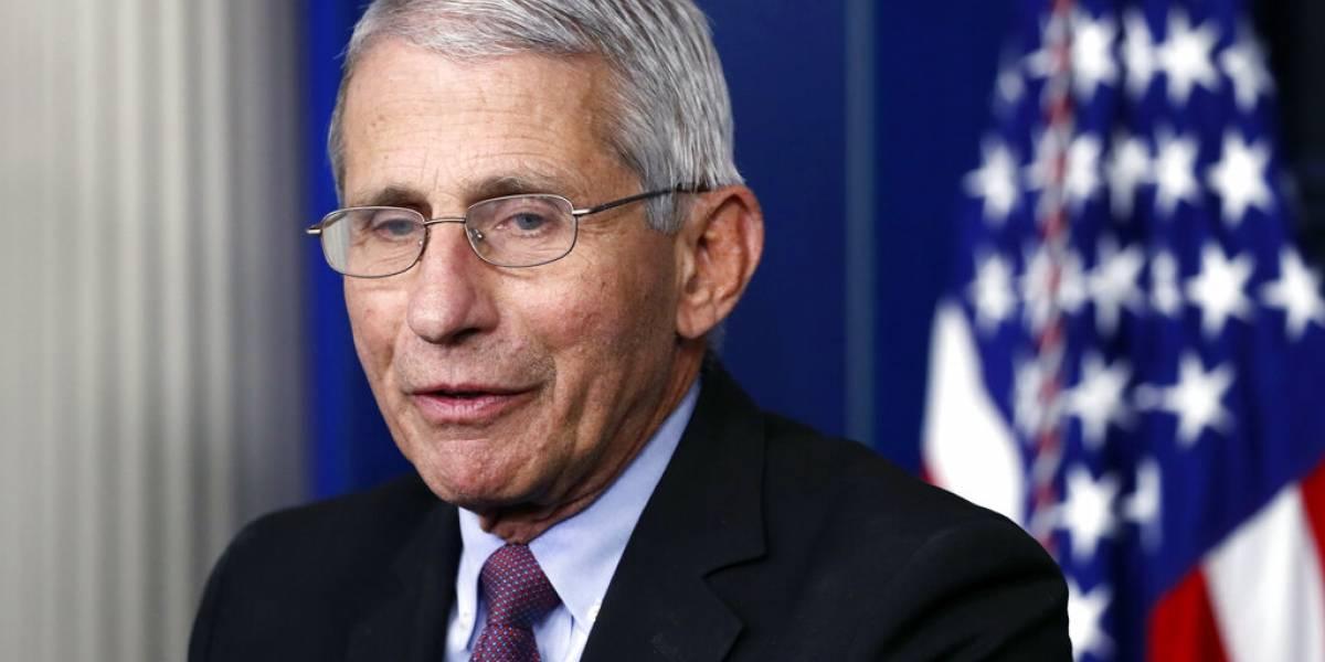 """Dr. Fauci ante el Senado: Reapertura prematura causará """"consecuencias graves"""""""