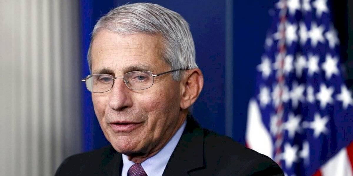 Dr. Fauci advierte Estados Unidos podría tener 100,000 mil casos de coronavirus diarios
