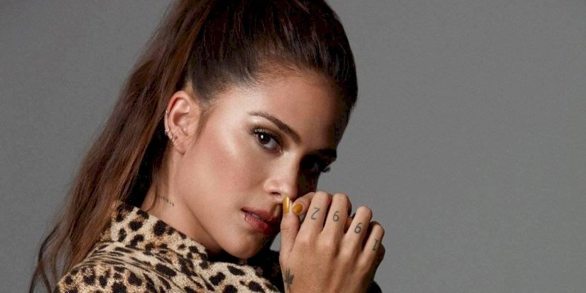 """Greeicy Rendón prepara """"La Carta"""" que define su estilo musical"""