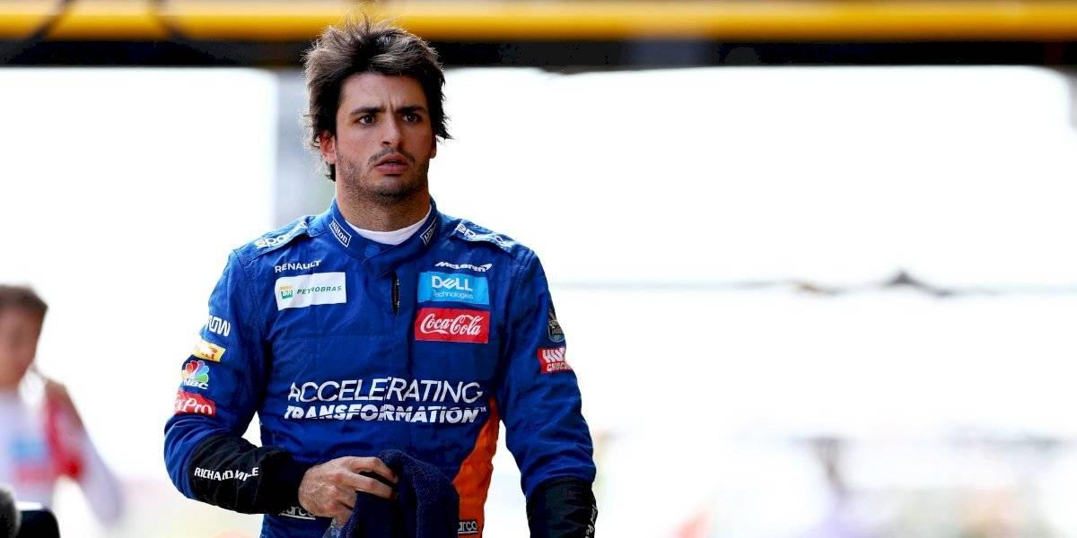 """""""No sabemos la cantidad de carreras que haremos, cada punto será crucial"""": Carlos Sainz"""