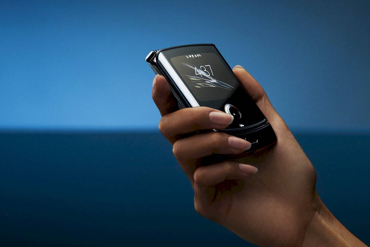 Motorola Razr Quick View