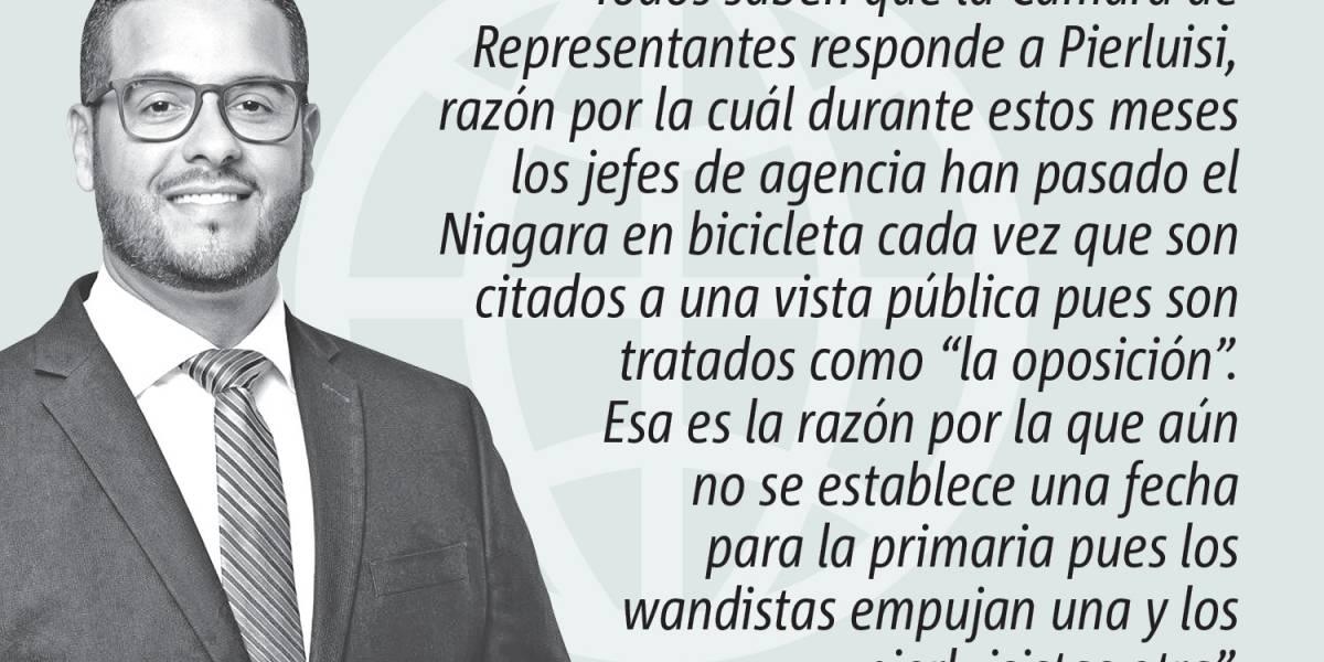 Opinión de Jesús Manuel Ortiz: Primaria del PNP: El elefante en la sala