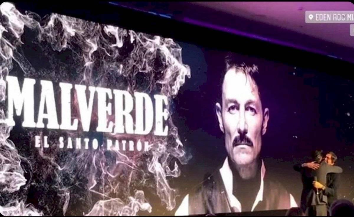 Fernando como Malverde