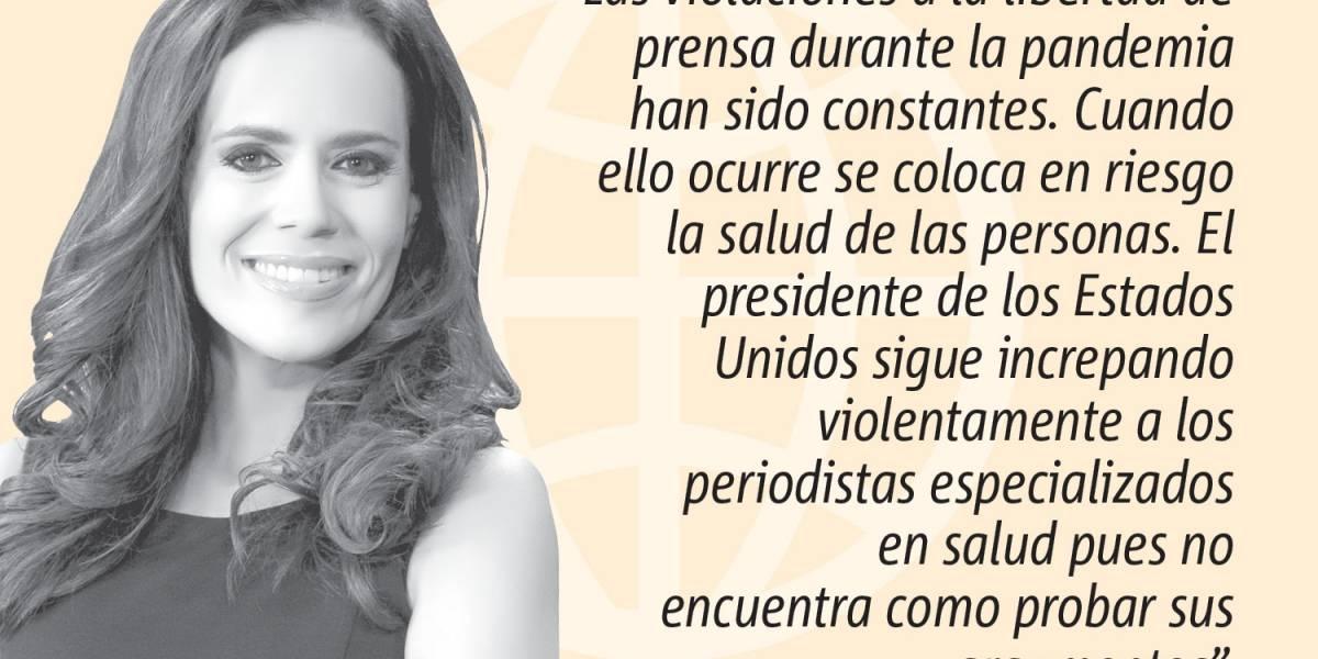 Opinión de Mariliana Torres: Coronavirus y la libertad de información