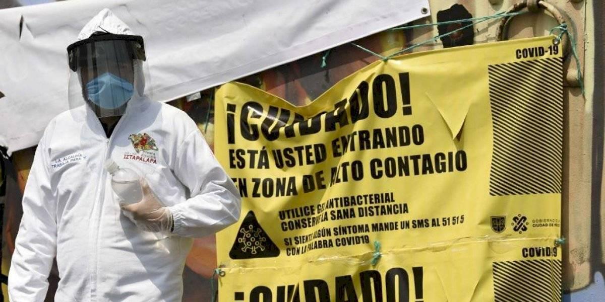 México pierde más de medio millón de empleos por la pandemia de coronavirus