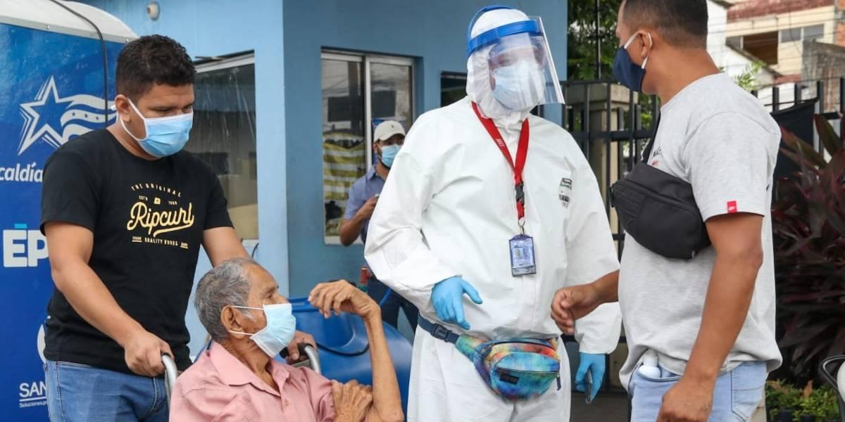 26 000 pacientes se han atendido en los 42 puntos de salud municipal