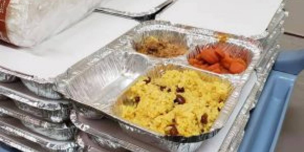 Educación comienza proyecto para enviar alimentos por correo en siete municipios