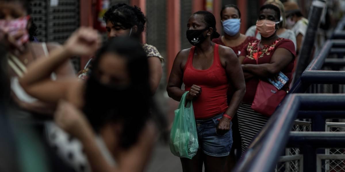 Coronavirus en Brasil: murieron 881 personas por COVID-19 en las últimas 24 horas