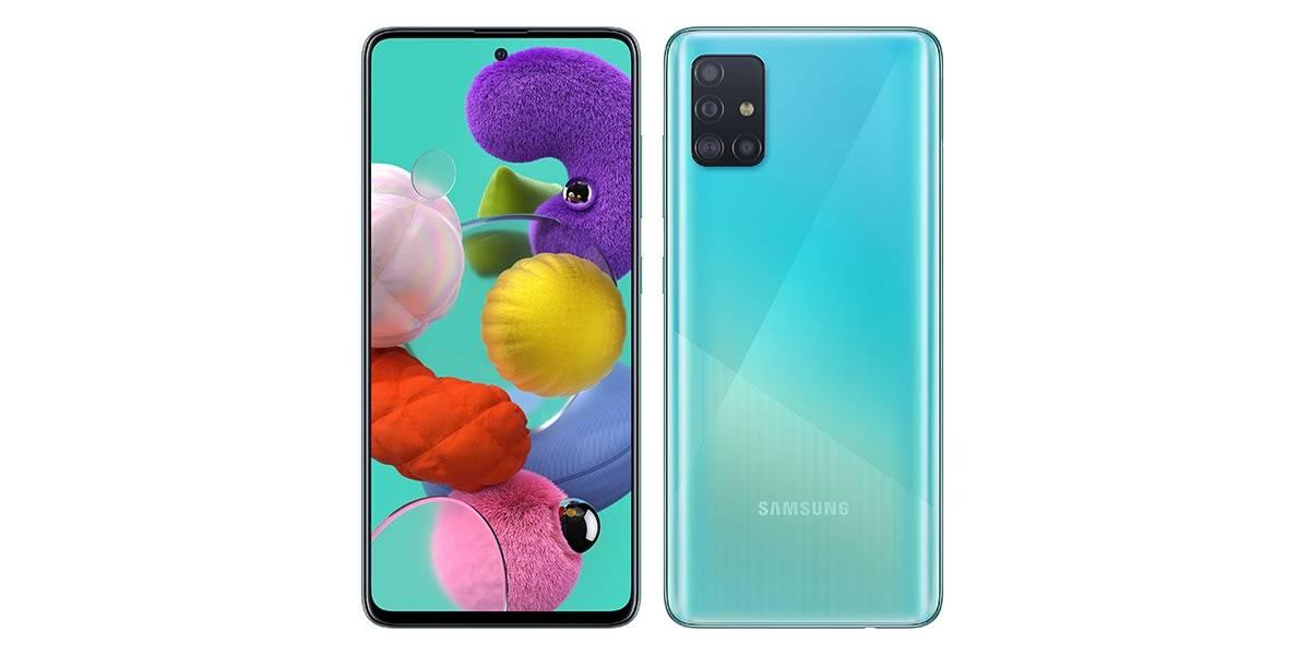 Samsung Galaxy A51, el smartphone que se adapta a ti