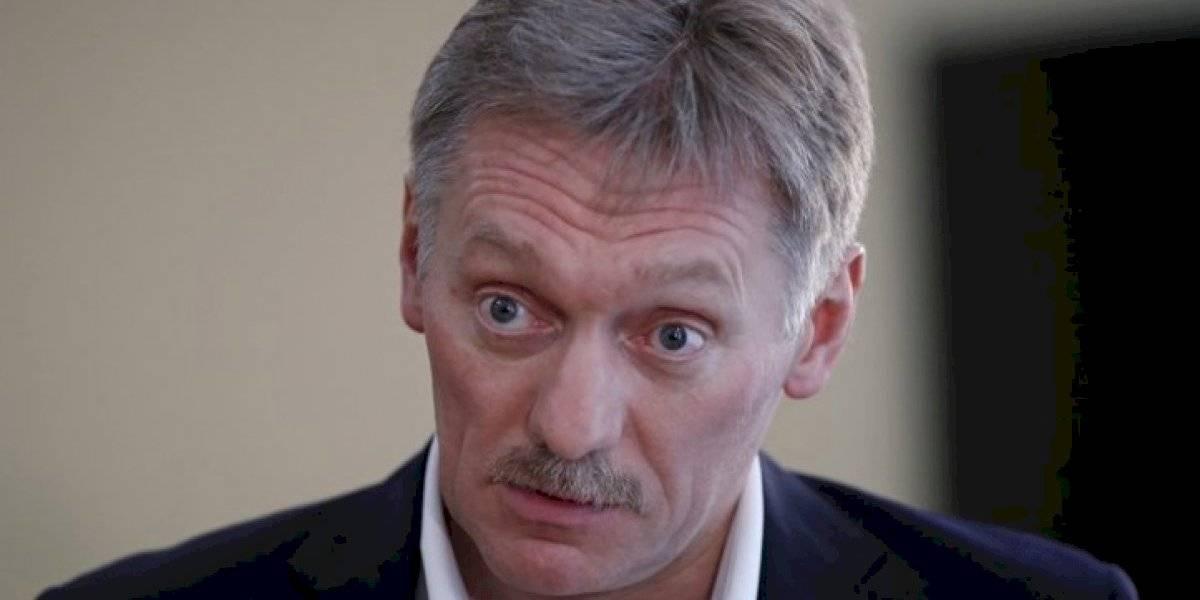 Hospitalizan al vocero de Vladimir Putin por coronavirus
