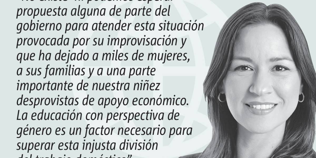 Opinión de Rosa Seguí Cordero: Las mujeres y el trabajo social no remunerado
