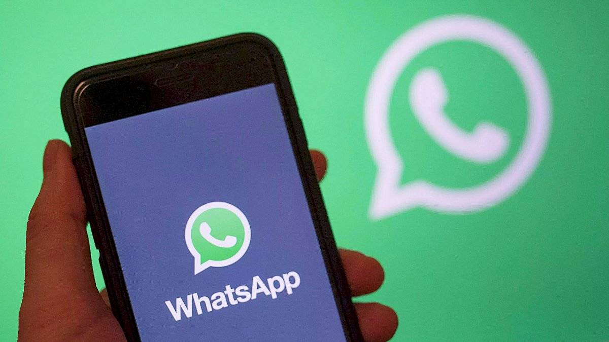 WhatsApp teléfono viejo