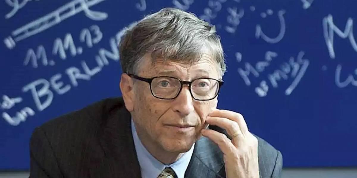 Coronavirus: Bill Gates se siente terrible por predecir la pandemia
