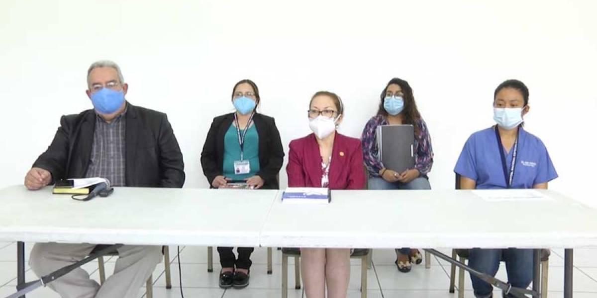 VIDEO. Salud se pronuncia tras denuncias de trabajadores del hospital del Parque de la Industria