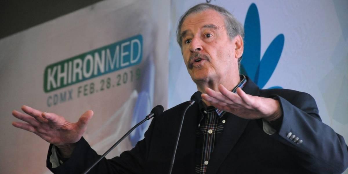 Vicente Fox: 'Difícilmente tengo para comer, porque nunca he robado un centavo'