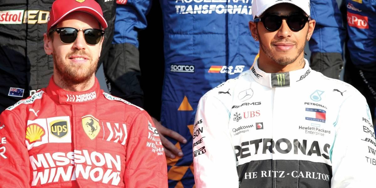 Fórmula 1: Mercedes pode trazer Vettel para equipe em 2021