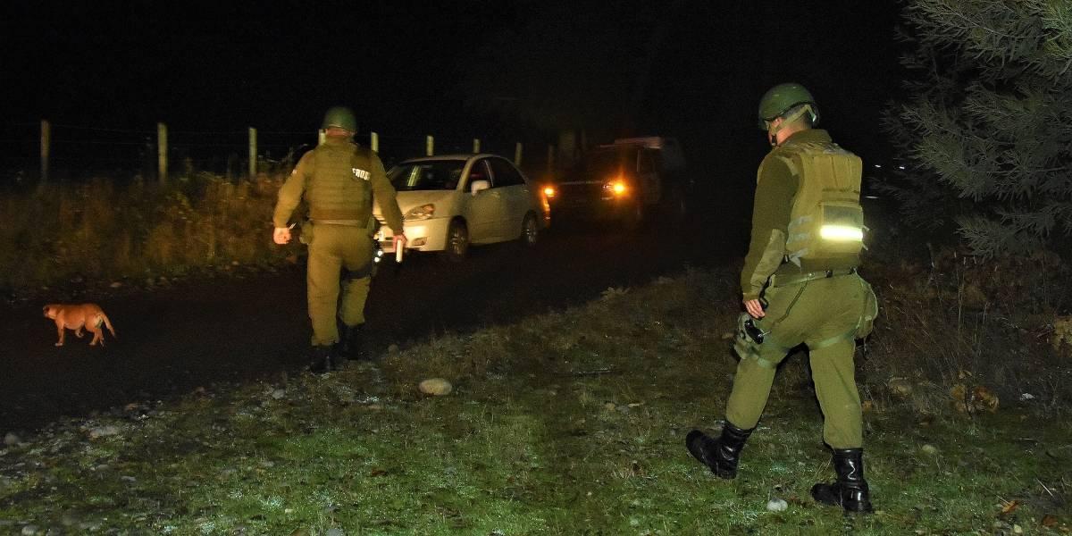 Alta tensión en La Araucanía tras atentados a ocho camiones y un bus
