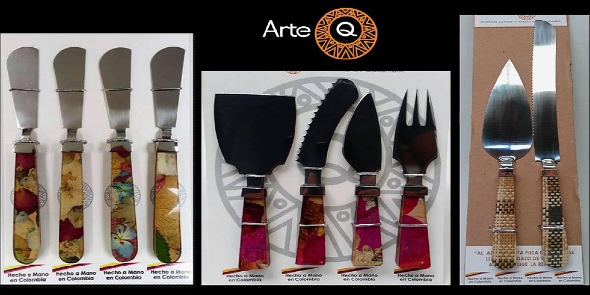 Arte Q: diseños hechos a mano