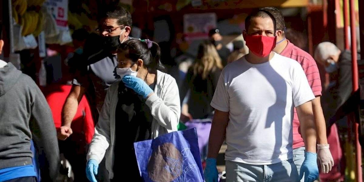 Cada 20 segundos se contagió una persona de coronavirus en Chile en las últimas 24 horas