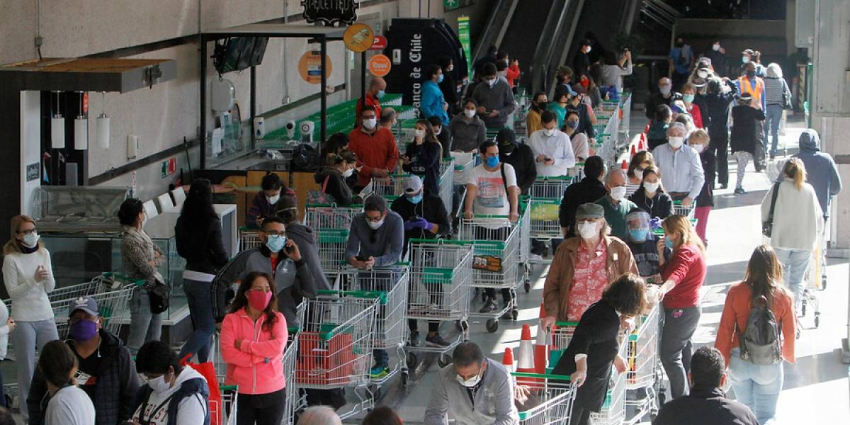 El nuevo plan Paso a Paso: supermercados no podrán vender electrodomésticos, juguetes y artículos deportivos en cuarentena