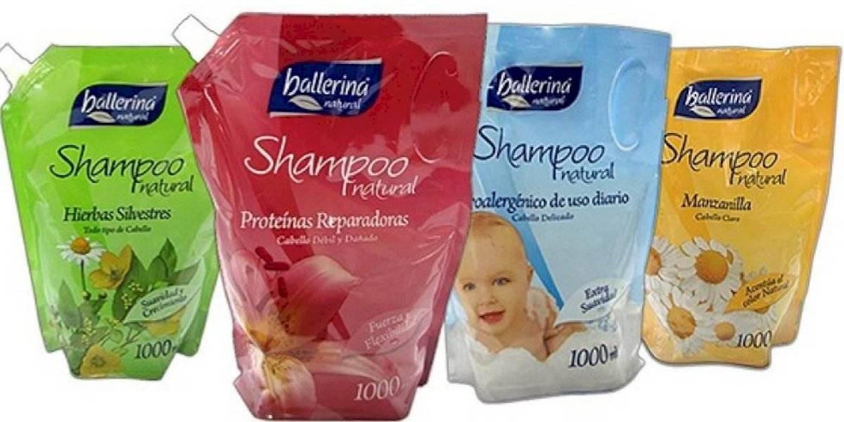 "Shampoo ""Ballerina"" recibe sello ""Cruelty Free"" por no testear con animales"